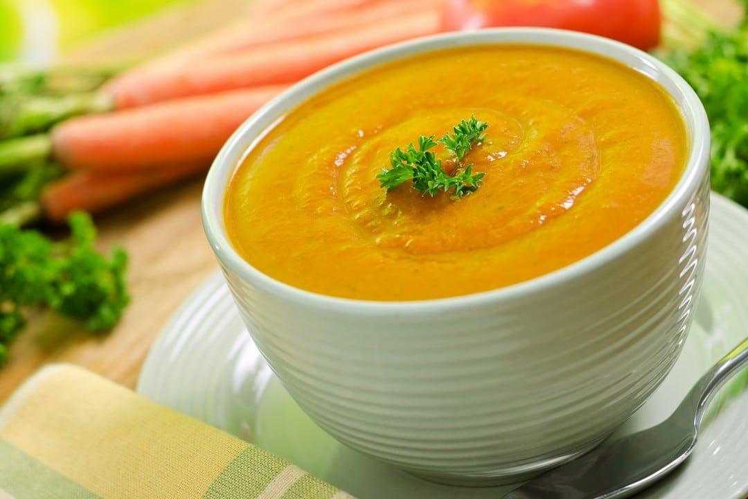 Dieta blanca Calabacin comida